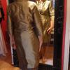 Donna | Mother-of-the-Groom custom silk Jacket