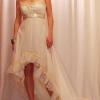 Vintage Wedding Gown Re-make (PLDR#1001) After