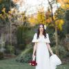After - Dress Re-make in Vintage Wedding Photoshoot